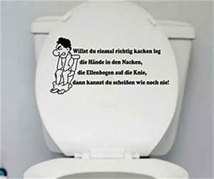 Aufkleber Für Toilettendeckel : toilettendeckel aufkleber top 5 sparangebote ~ Watch28wear.com Haus und Dekorationen