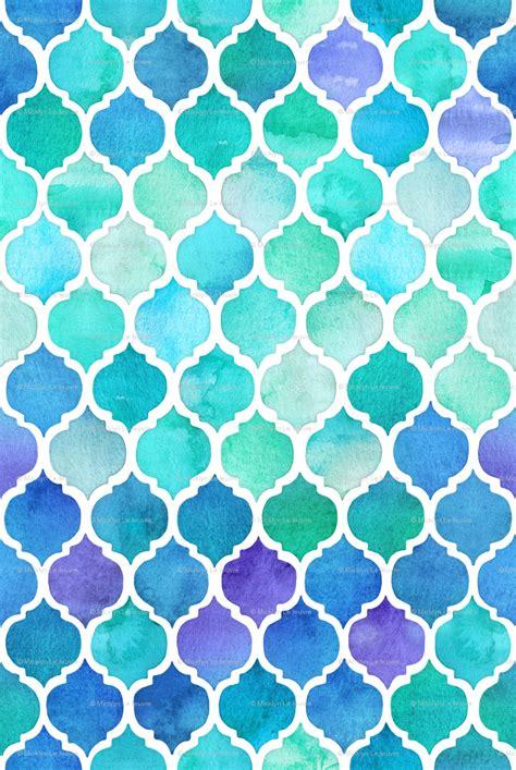 moroccan pattern wallpaper wallpaper bits