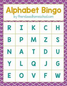 25 best ideas about alphabet bingo on pinterest With bingo letters and numbers