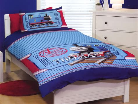 Thomas The Tank Engine And Friends Bedding Quilt Cover Set