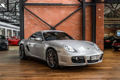 2006 Porsche Cayman S Manual - Richmonds - Classic and ...