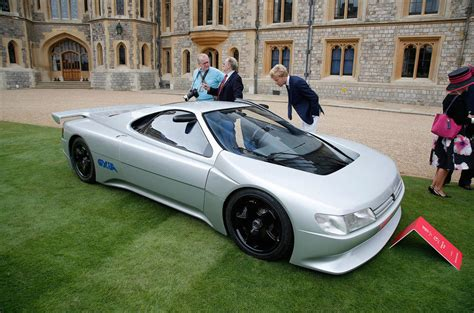 peugeot oxia 2016 concours of elegance picture gallery autocar