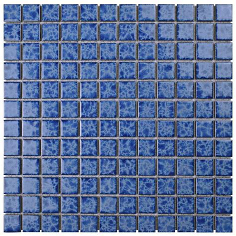 Merola Tile Watersplash Square Catalan 11 3/4 in. x 11 3/4
