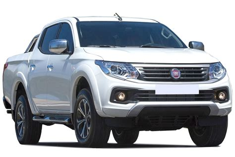 fiat fullback pickup   review carbuyer