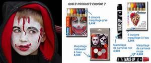 Maquillage Garcon Halloween : part 161 ~ Farleysfitness.com Idées de Décoration
