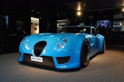 wiesmann  finally introduce   sports car