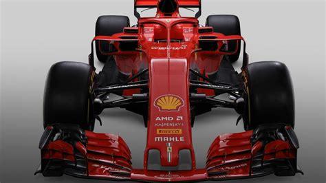 Ferrari Reveal Striking 2018 F1 Car In Bid To End 10year