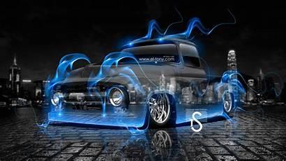 Ford Truck Wallpapers Tony Trucks Fire El