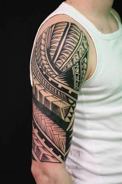 Maori Tattoo Bovenarm Tatoeage Vorige Tattoobob