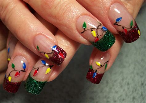 More Christmas Nail Art Designs