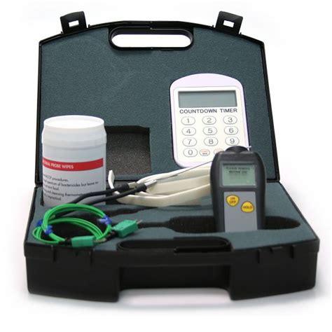 thermom tre sonde cuisine kit thermomètre digital avec sonde cuiseurs sous vide