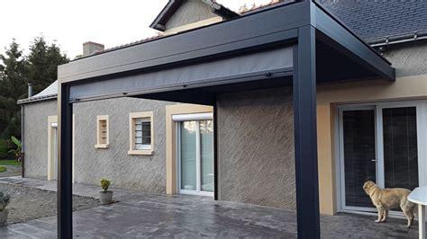 Store Enroulable Vertical Pour Pergola Bioclimatique