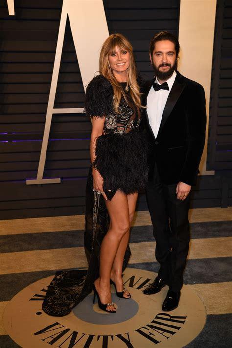 Heidi Klum Vanity Fair Oscar Party Hosted