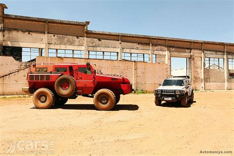 armored hummer top gear the marauder mpv bigger is better