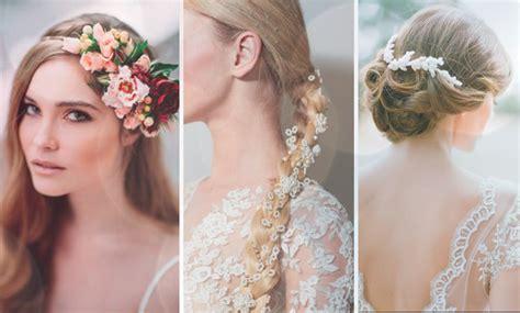 2016's Best Bridal Hair Trends