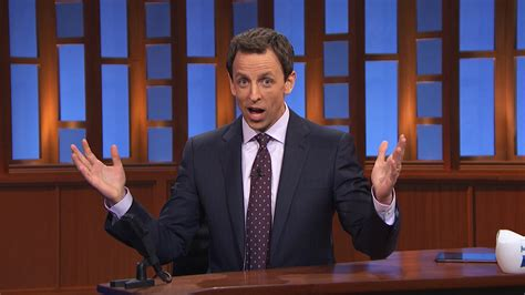 Watch Late Night with Seth Meyers Highlight: Seth's Story ...
