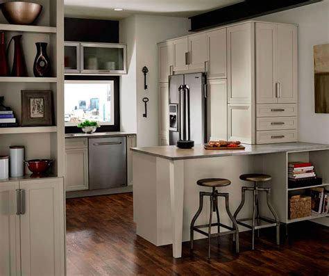 grey cabinets  casual kitchen kitchen craft cabinets