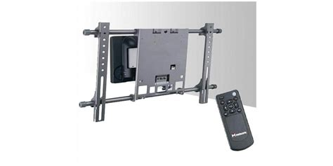 support tv mural motorise orientable inclinable support mural tv orientable motorise