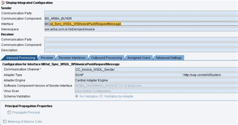 Sap Ariba Integration Using Sap Pi 7.5