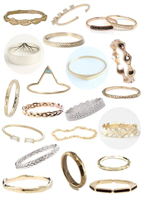 30 non traditional wedding rings 500