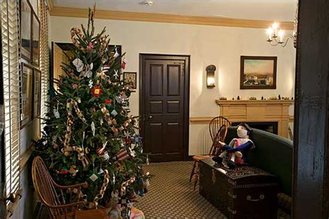christmas trees  confederacy  colonial