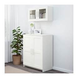 brimnes cabinet with doors white 78x95 cm ikea