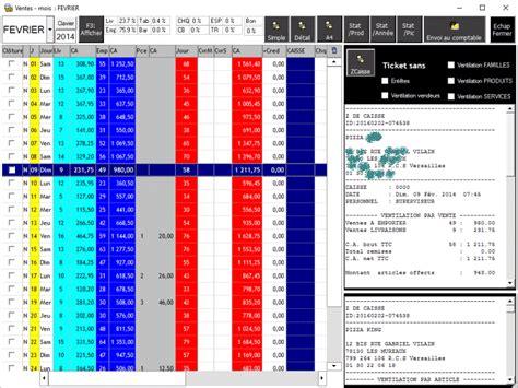 vente à domicile cuisine logiciel de livraisons à domicile caisse point de vente