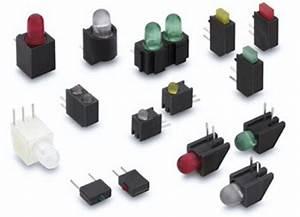 Led Kühlkörper Berechnen : einzel leuchtdiodenhalter f r leiterplattenmontage fischerelektronik ~ Themetempest.com Abrechnung