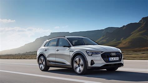 New Car Design : 2019 Audi E-tron Review