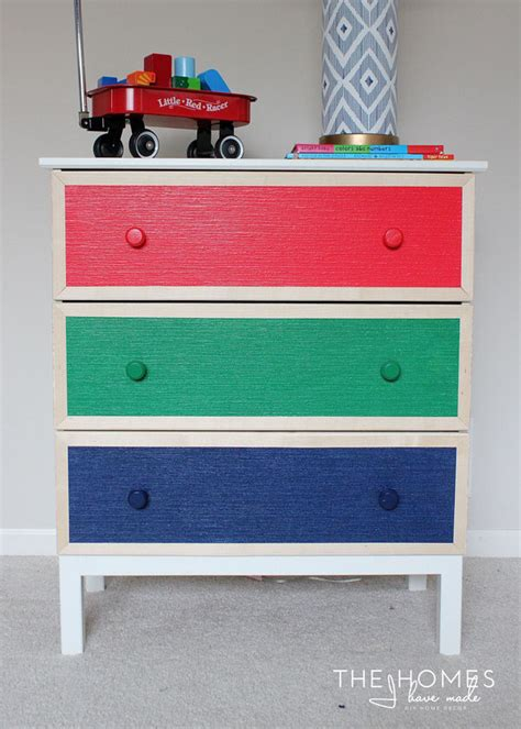 Temporary Drawers by 1 Dresser 4 Totally Temporary Transformations Color
