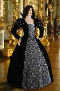 Elizabethan Era Clothing Styles