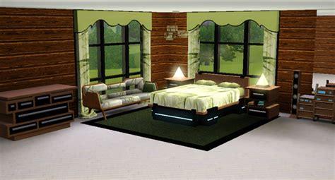 chambre bambou sims3 baraquesasims les chambres