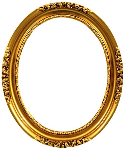 oval mirror frames frame png transparent frame png images