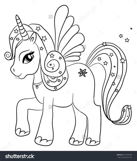 coloring  unicorn coloring pages  kids picture