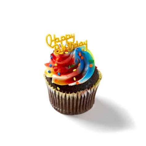 Shop Bakery - Cupcakes - Birthday Cupcakes