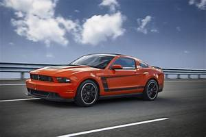 Ford Mustang Boss 302 -- The Legend Returns for 2012 - New on Wheels - - GrooveCar