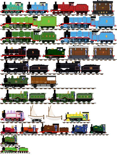 engine variations and liveries my universe by chipmunkraccoonoz on deviantart