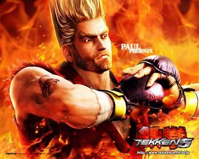Tekken Wallpapers Characters Paul Lee Phoenix Chaolan