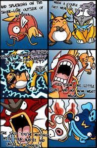 Funny Pokemon Memes Magikarp