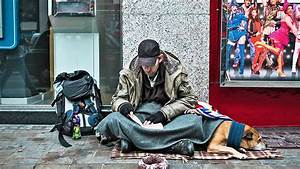 Homeless people suffer regular violence at the hands of ...
