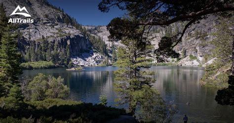 desolation wilderness california map alltrails area