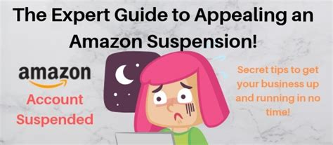 Appeal Amazon Suspensions Effectively & Save Your Business ...