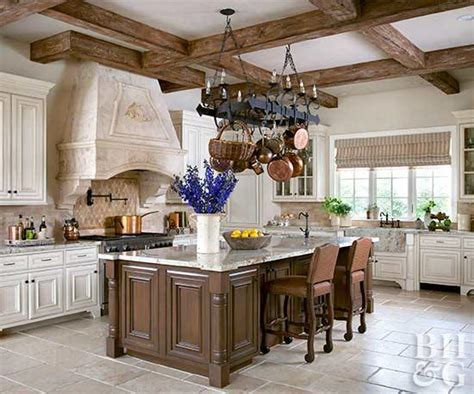 tuscan country kitchen tuscan kitchen decor better homes gardens 2972