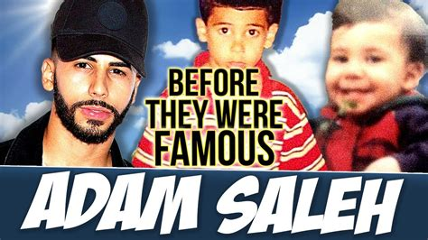 Adam Saleh  Before They Were Famous!! *the Truth* Youtube