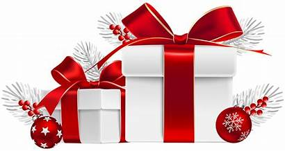 Transparent Christmas Gift Gifts Clip Clipart Presents