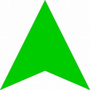 File:Green Arrow Up Darker.svg - Wikimedia Commons
