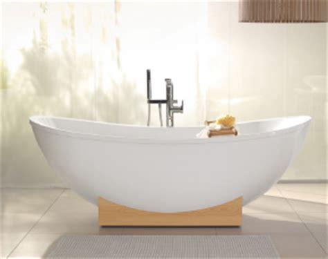 baignoires une d 233 tente pleine de style villeroy boch