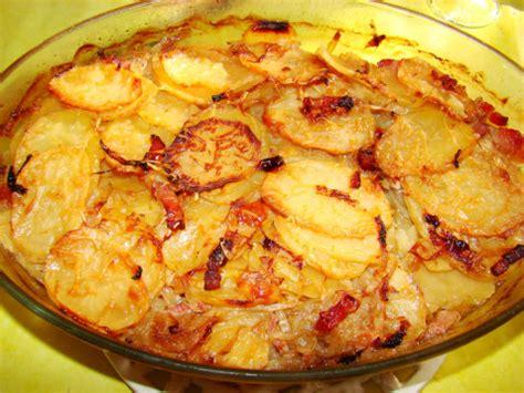 recette pommes de terre 224 la boulang 232 re 750g