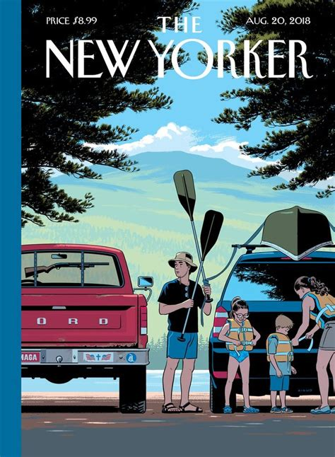 Pin on The New Yorker Covers