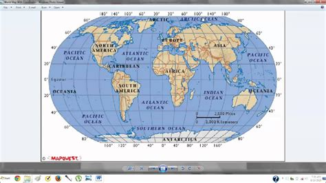 video find coordinates  map youtube